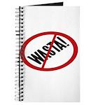 No Wasta Journal