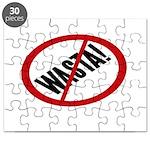 No Wasta Puzzle