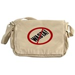 No Wasta Messenger Bag