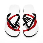 No Wasta Flip Flops