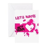 LoveWarB Greeting Cards