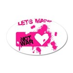 LoveWarB Decal Wall Sticker