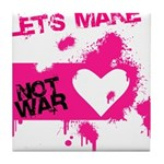 LoveWarB Tile Coaster