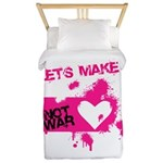 LoveWarB Twin Duvet Cover