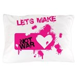 LoveWarB Pillow Case
