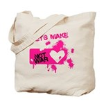 LoveWarB Tote Bag