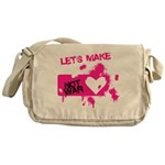 LoveWarB Messenger Bag