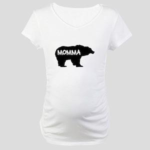 Momma Bear Maternity T-Shirt