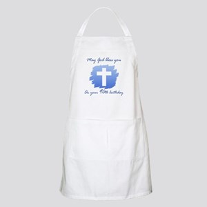 Christian 90th Birthday Apron