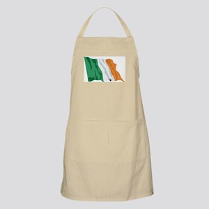Irish Flag / Ireland Flag BBQ Apron