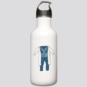 You're My Person Scrub Stainless Water Bottle 1.0L