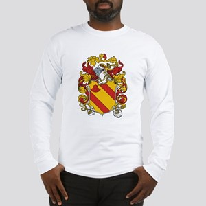 Tracy Coat of Arms Long Sleeve T-Shirt