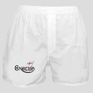English Gents Boxer Shorts