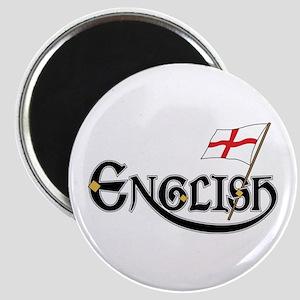 English Ladies Magnet