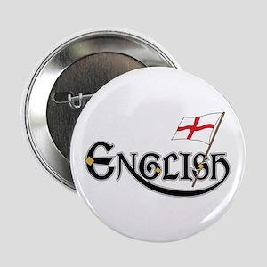 """English Ladies 2.25"""" Button"""