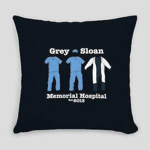 Grey Sloan Hospital Est.2013 Everyday Pillow