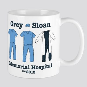 Grey Sloan Hospital Est.2013 11 oz Ceramic Mug