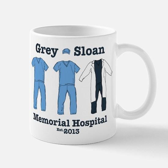 Grey Sloan Hospital Est.2013 Mug