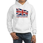 Armed Forces Day Hooded Sweatshirt