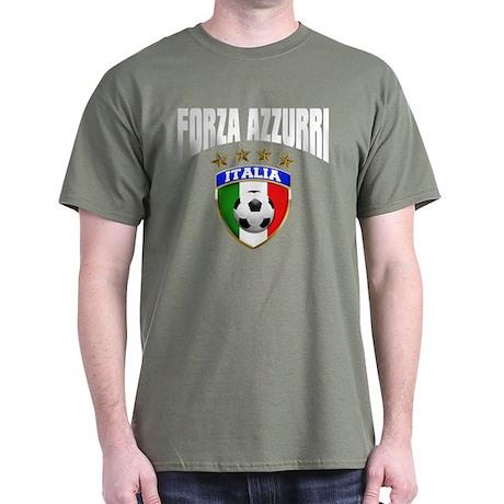 Forza Azzurri 2012 Dark T-Shirt