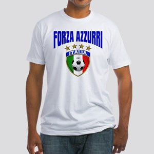 Forza Azzurri 2012 Fitted T-Shirt
