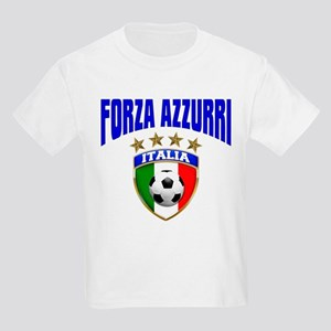 Forza Azzurri 2012 Kids Light T-Shirt