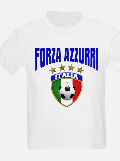 Forza Azzurri 2012 T-Shirt