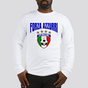 Forza Azzurri 2012 Long Sleeve T-Shirt