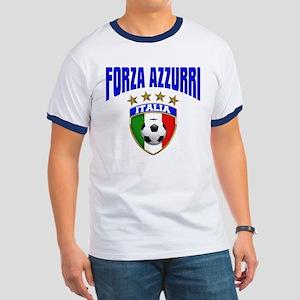 Forza Azzurri 2012 Ringer T