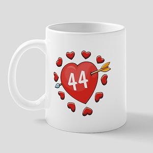 44th Valentine Mug