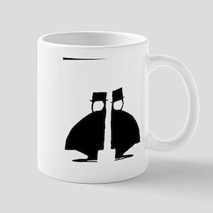 2 fat blokes Mug