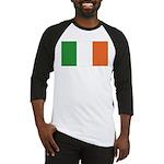 Irish Flag / Ireland Flag Baseball Jersey