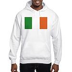 Irish Flag / Ireland Flag Hooded Sweatshirt