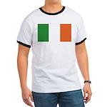 Irish Flag / Ireland Flag Ringer T