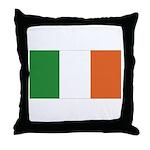 Irish Flag / Ireland Flag Throw Pillow