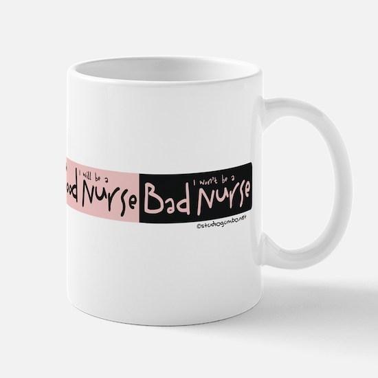Good Nurse Bad Nurse Mug