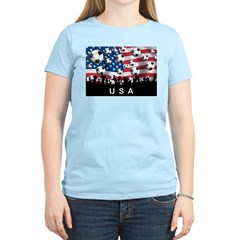 USA Soccer Women's Light T-Shirt