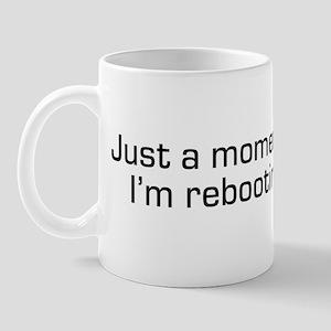 I'm Rebooting Mug