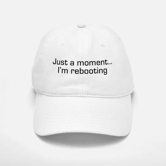 I'm Rebooting Cap