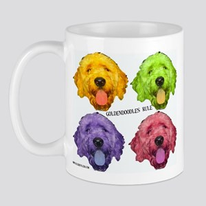 Goldendoodles Rule Mug
