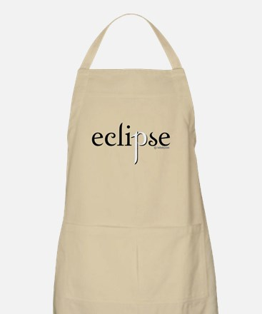 Eclipse Black and White by Twibaby Apron