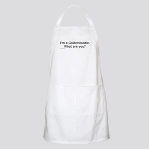 Plain and simple BBQ Apron
