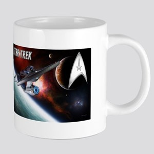 Star Trek NEW 20 oz Ceramic Mega Mug