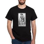 """Mantegna Tarot """"Jupiter"""" T-Shirt"""