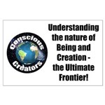 Ultimate Frontier Large Poster