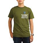 Ultimate Frontier Organic Men's T-Shirt (dark)