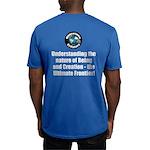 Ultimate Frontier Men's Fitted T-Shirt (dark)