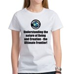 Ultimate Frontier Women's Classic White T-Shirt