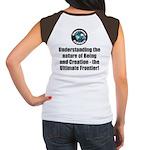 Ultimate Frontier Junior's Cap Sleeve T-Shirt