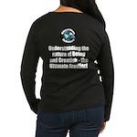 Ultimate Frontier Women's Long Sleeve Dark T-Shirt